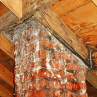 What is the White Staining on My Chimney? -