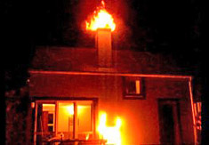 The danger with chimney fires even after they have been put out is that if it happened once it will most likely happen again if no further measures are ... : how-to-put-out-a-fireplace - designwebi.com