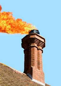 Chimney Fires Can Be Prevented