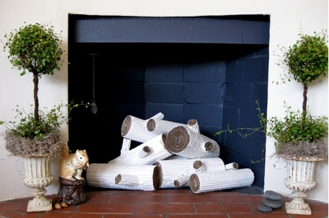 Tips On What To Do With Your Fireplace In Summer West