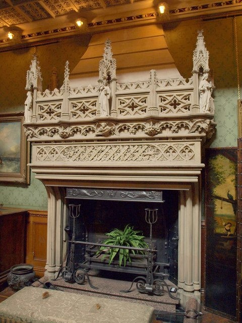 fireplace anatomy
