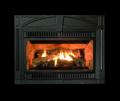 Improve House Appearance With Fireless Fireplace : Tips for Upgrading Fireplace Efficiency & Appearance - Fireplace tips