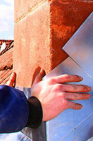 A Common Cause Of A Chimney Leak Flashing