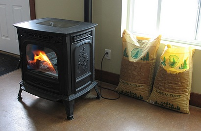 Pellet Stove - Wood Burning Stove Vs Pellet Stoves - By CT Certified Chimney Sweeps