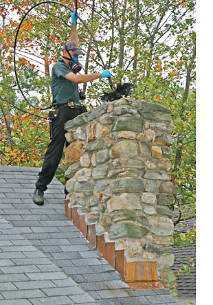 Chimney Inspection & Cleaning