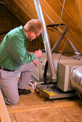CT Furnace Inspection