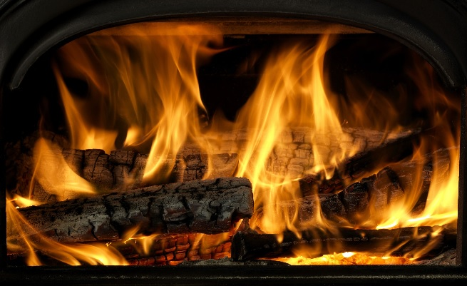 Reduce Energy Costs & Benefits of Adding Glass Doors to Your Fireplace - CT Chimney Sweep