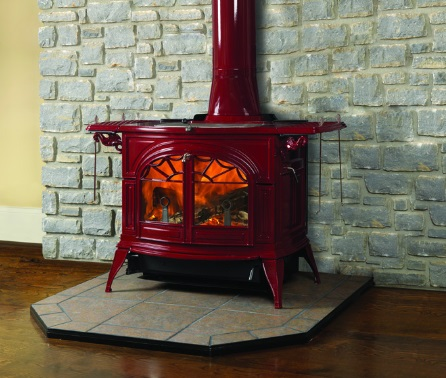 Wood Stoves vs Wood Fireplaces - Wood Burning Hearth Products