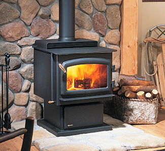 Image result for fireplaces woodstoves