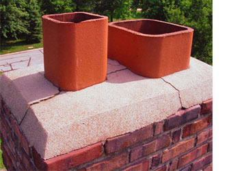Chimney Crown Sealing Repair Wethersfield Hebron