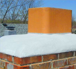 Chimney Crown Rebuilding - CT