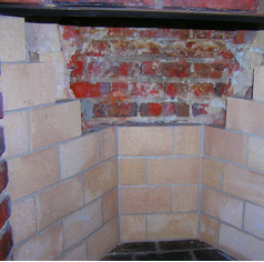 Chimney Firebox Rebuilding Wethersfield Glastonbury Fireplace Inserts