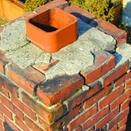 manchester ct chimney sweep fixed cracked chimney crown