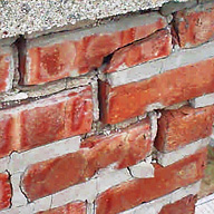 cracked bricks fixed by chimney sweep in middletown ct
