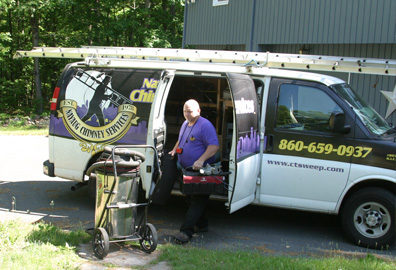 Chimney Sweep - Chimney Cleaning Marlborough CT
