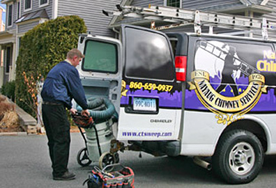 Chimney Sweeps in Vernon CT - Chimney Inspections