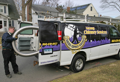 Chimney Relining - Chimney Cleaning - Wethersfield CT